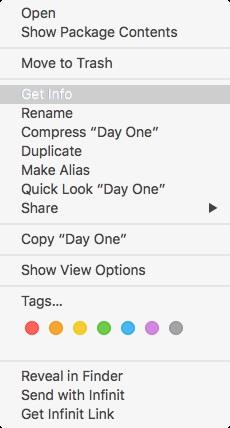Jak zmienić wygląd ikon na Macu