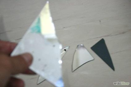 Jak naprawić uszkodzone lustro