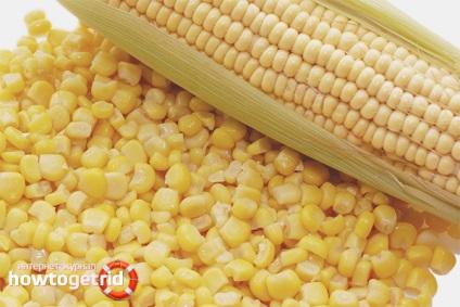 Як зберігати кукурудзу в домашніх умовах