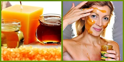 Медовий масаж - глибоке очищення шкіри обличчя