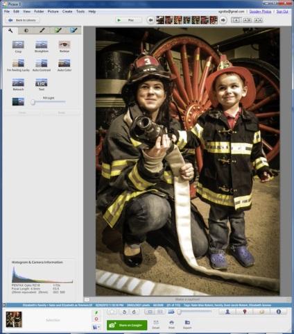 Огляд picasa 3 photo editor, огляд і тест