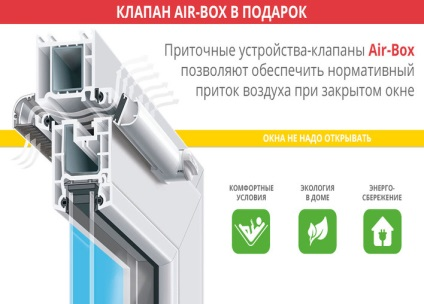 Кліматичний клапан «air-box»