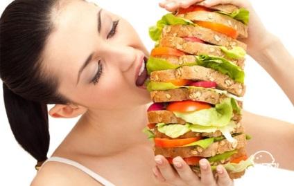 Психологічні причини жора і переїдання у людей