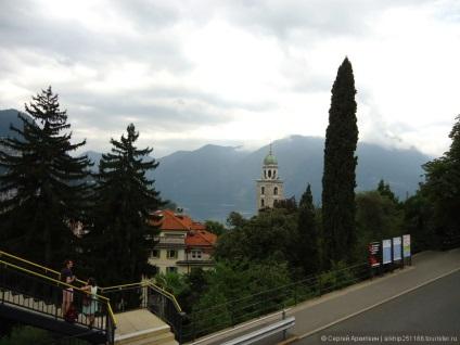З милана в італійську Швейцарію