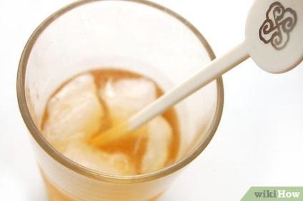 Jak zrobić whisky i napój gazowany