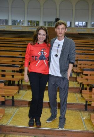 Ляйсан Утяшева і Павло воля відкривають сімейний проект сила волі - woman s day