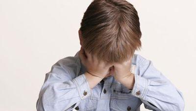 Стрес у дитини симптоми і причини