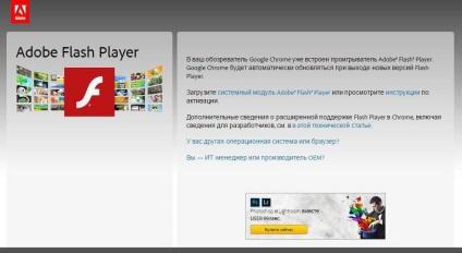 Как да се актуализира на Flash Player в прозорци, настройка прозорци и Linux сървъри