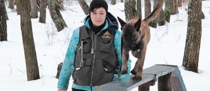 КЦ - фенікс - дресирування собак в орле