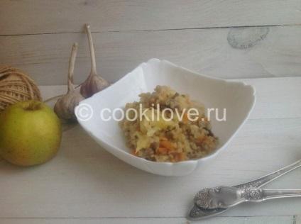 Рецепт свинячі ніжки запечені в духовці, cook i love