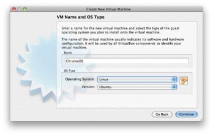 Запуск chrome os з usb-брелока або у віртуальній машині