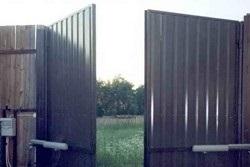 Як зробити ворота