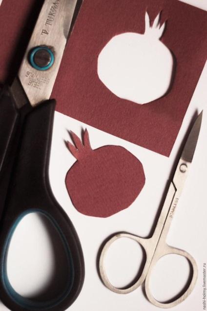 Майстер-клас як зробити брошка «гранат» з міді своїми руками - ярмарок майстрів - ручна робота,