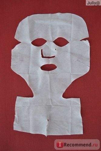 Бото-маска via beauty для обличчя та шиї - «маски-шоу починаються! Або 15 хвилин охолоджуючої
