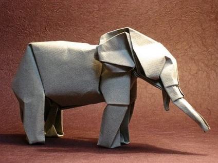 Zwierzęta origami dla dzieci, jak zrobić z programami i wideo