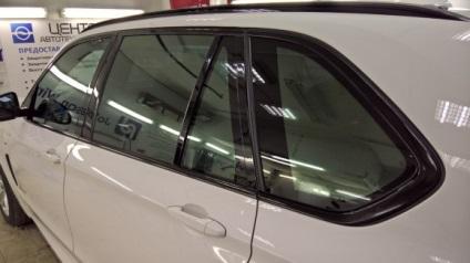 Плівка для тонування стекол автомобіля