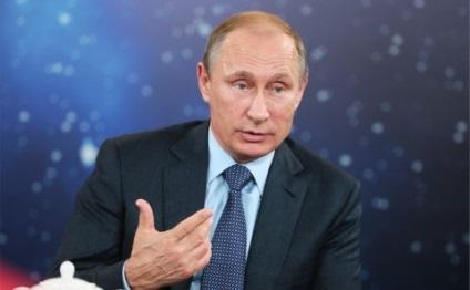 Путін розповів дітям про свої плани після відходу з поста президента