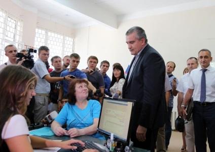 Як робиться тимчасова реєстрація за місцем перебування в криму