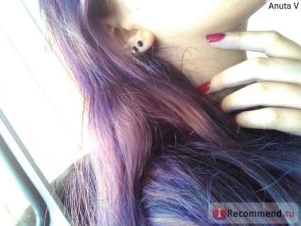Відтіночний бальзам для волосся тоніка РоКОЛОР - «як пофарбувати волосся в яскравий колір незвичайний спосіб