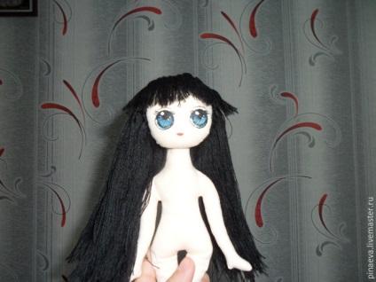 Шиємо ляльку в стилі bunka - ярмарок майстрів - ручна робота, handmade