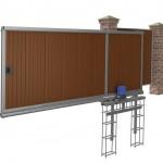 Ușa de garaj automată