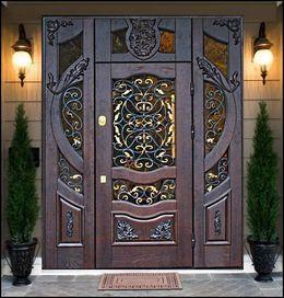 Ușă de ușă de lux