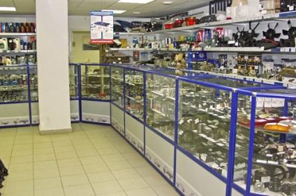 Бізнес-план магазина автозапчастин
