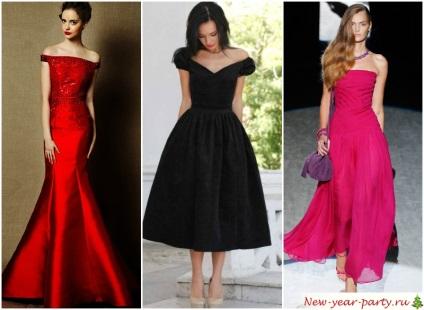 Як вибрати новорічне плаття 2018 з типом фігури, цветотіпу і зодіаку