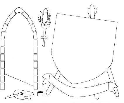 Как да се направи семеен герб или пуснати на хартия историята за поколенията