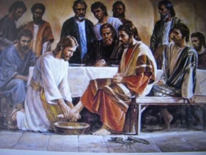 12 Апостолів ісуса христа