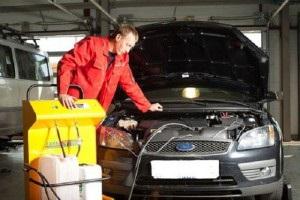 Jak przepłukać układ chłodzenia silnika ford