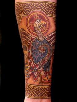 Tatuaże Celtyckie Wzory Celtyckie Fotografia Szkice