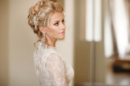 Coafuri De Nunta 2019 Cu Un Voal Si Fara Parul Lung Scurt Si Mediu