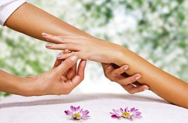 Як зробити масаж рук, все просто