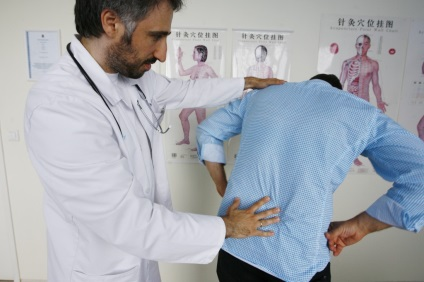 Відображені болю болить спина, а причому тут живіт sky doctors