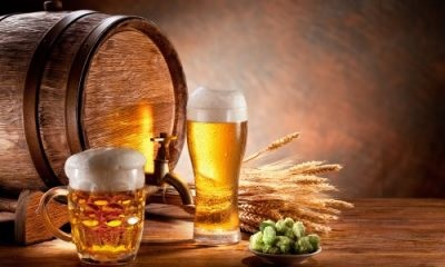 Гаряче пиво від кашлю з медом - рецепти