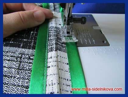 Як обробити зрізи окантовкою