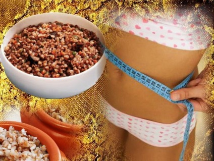 Сира гречка з кефіром для схуднення відгуки