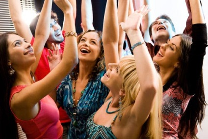 Jak zorganizować imprezę, harmonię życia