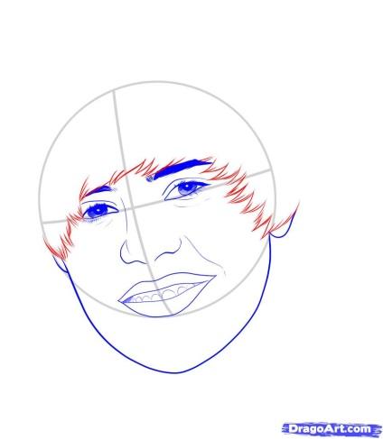 Як поетапно намалювати млинець поетапно - як намалювати Стіва з майнкрафт олівцем поетапно