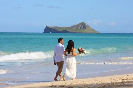 Дельта тур - весільна церемонія на Гаваях