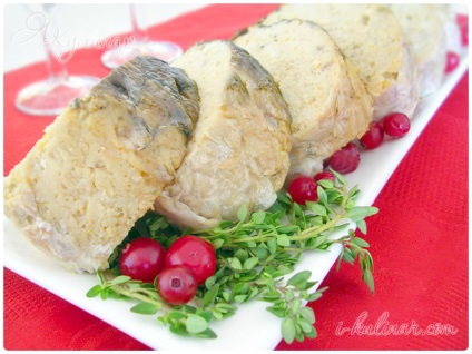 Рецепт Савелія Лібкіна як приготувати фаршировану курку по-одеськи, я кулінар