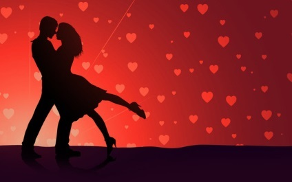 Az érzések nem lehet elrejteni, vagy hinni az Ő szeretete