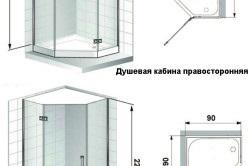 Hogyan kell összeállítani a zuhany saját kezűleg (fotó és videó)