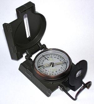 магнітний компас