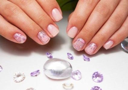 Рисунки на ногтях для беременных фото 35