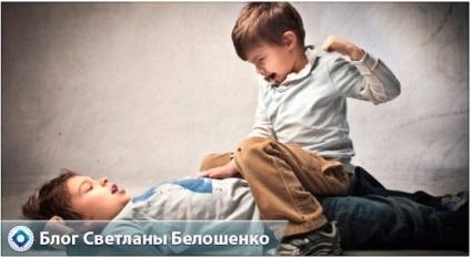 Miért a gyermek küzd az óvodában vagy az iskolában, hogy a szülők azért - Pszichológus