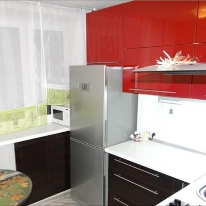 Дизайн маленьких кухонь-брежневок фото