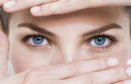 edzés a szem rövidlátásának javítására)