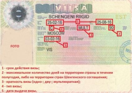 Визовый калькулятор подсчета дней для пребывания в Шенгене